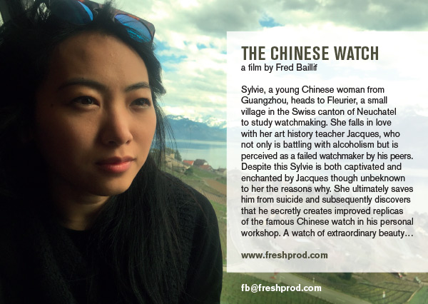 The Chinese Watch